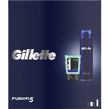 GILLETTE Sensitive - Gel Set - Dárková kosmetická sada