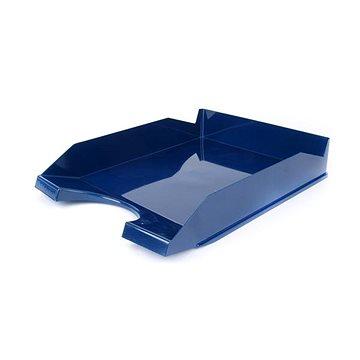 VICTORIA plastový - tmavě modrý - Odkladač