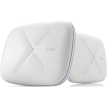 Zyxel Multy X AC3000 Mesh 2ks kit - WiFi systém