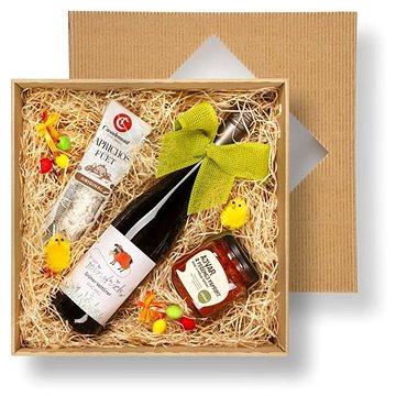 Dárková sada s BIO vínem z Wachau - Víno