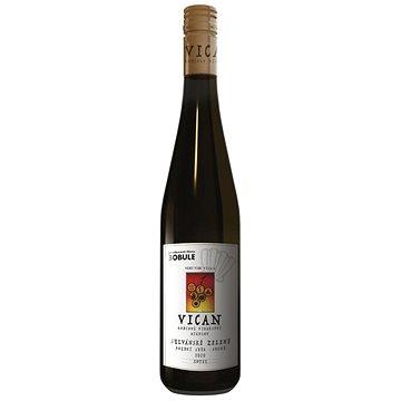 RODINNÉ VINAŘSTVÍ VICAN Sylvánské zelené pozdní sběr 2020 0,75l - Víno