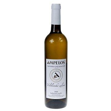 AMPELOS  Veltlínské zelené kabinetní 2020 0,75l - Víno