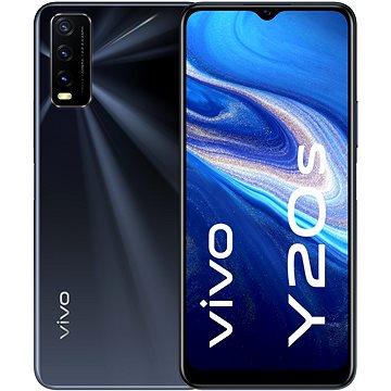 Vivo Y20s černá - Mobilní telefon