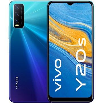 Vivo Y20s modrá - Mobilní telefon