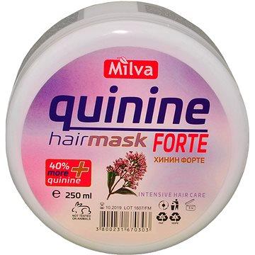 MILVA Chinin Forte Mask 250 ml - Maska na vlasy