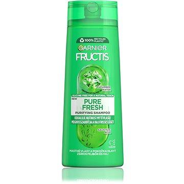 GARNIER Fructis Pure Fresh Shampoo 400 ml - Šampon