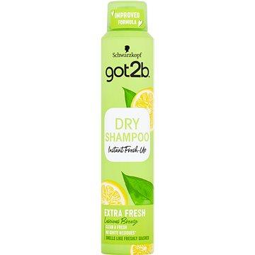 SCHWARZKOPF GOT2B Fresh It Up Extra Fresh 200 ml - Suchý šampon