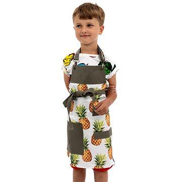 Vondrak design - Pineapple, dětská - Zástěra