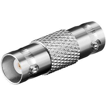 PremiumCord BNC I-spojka - Kabelová spojka