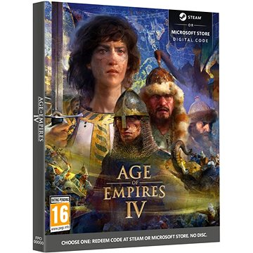 Age of Empires IV - Hra na PC