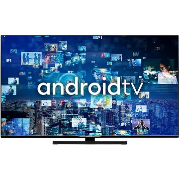 "55"" Gogen TVU 55L752 GWEB - Televize"