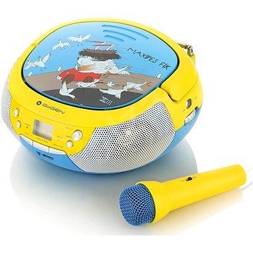 Gogen Maxipes Fík přehrávač B modro-žlutý - Radiomagnetofon