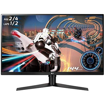 32'' LG ultragear 32GK650F-B - LCD monitor
