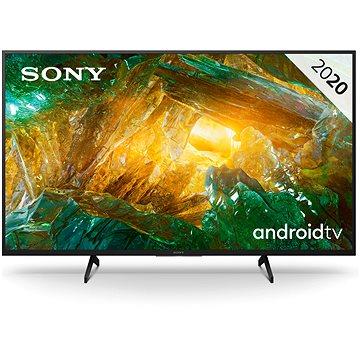 49'' Sony Bravia LED KD-49XH8096  - Televize