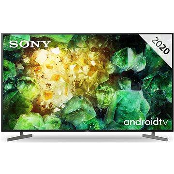 55'' Sony Bravia KD-55XH8196  - Televize
