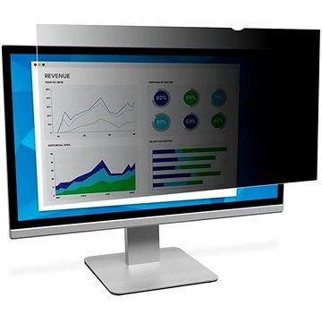 3M na LCD displej 24'' widescreen 16:10, černý - Privátní filtr