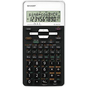 Sharp EL-531TH bílá - Kalkulačka
