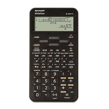 Sharp EL-W531TL černá - Kalkulačka