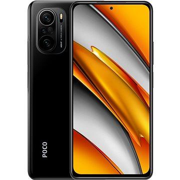 POCO F3 128GB černá - Mobilní telefon