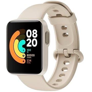 Xiaomi Mi Watch Lite (Ivory) - Chytré hodinky
