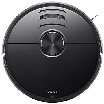 Roborock S6 Max V černý - Robotický vysavač
