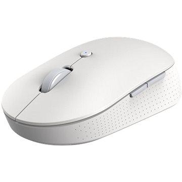 Xiaomi Mi Dual Mode Wireless Mouse Silent Edition White - Myš