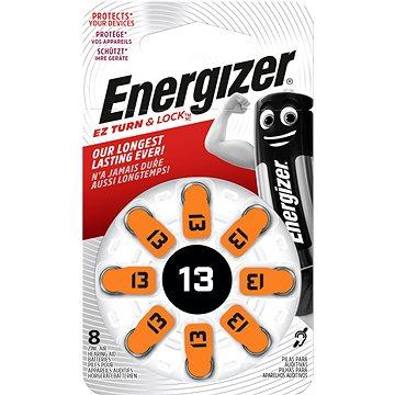 Energizer 13 DP-8 pro audioprotetiku - Knoflíková baterie