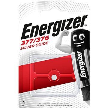 Energizer Hodinkové baterie 377 / 376 / SR66 - Knoflíkové baterie