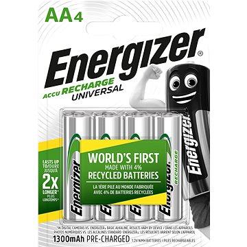 Energizer Universal AA 1300mAh 4ks - Nabíjecí baterie