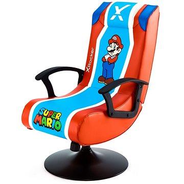 XRocker Nintendo Mario - audio se stojánkem - Herní židle