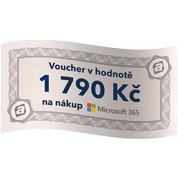 Microsoft 365 Personal v hodnotě 1790 Kč (uplatnitelný do 30.9.2021) - Voucher