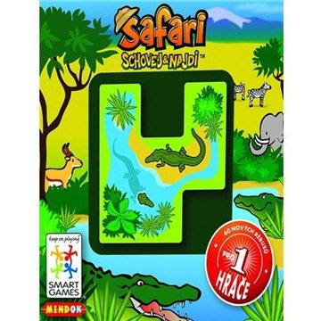 Smart - Safari rozšíření - Společenská hra