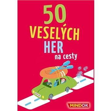 50 veselých her na cesty - Společenská hra