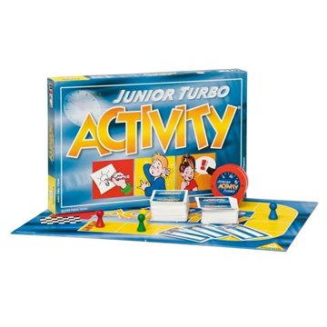 Activity Junior Turbo - Párty hra