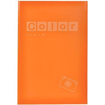 ZEP Color oranžové 300 13x18 - Fotoalbum