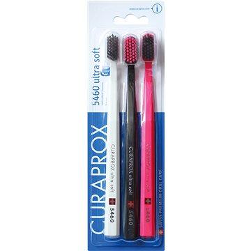 CURAPROX CS 5460 Ultra Soft Mix barev 3 ks - Zubní kartáček