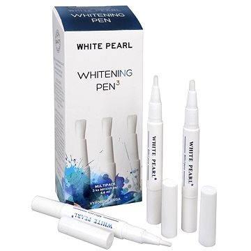 WHITE PEARL  Bělící pero na bělení zubů 3 x 2,2 ml - Bělič zubů