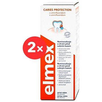 ELMEX Caries Protection 2× 400 ml - Ústní voda