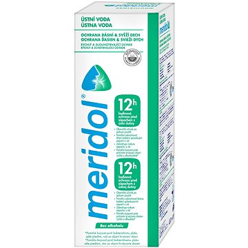 MERIDOL  Safe Breath 400 ml - Ústní voda
