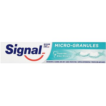 SIGNAL Microgranules 75 ml - Zubní pasta