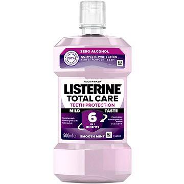 Listerine Total Care Teeth Protection Mild Taste 500ml - Ústní voda