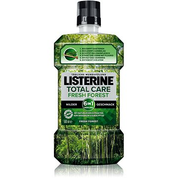 LISTERINE Total Care Fresh Forest 500 ml - Ústní voda