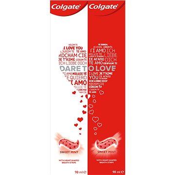 COLGATE Dare to Love 2 × 98 ml - Zubní pasta