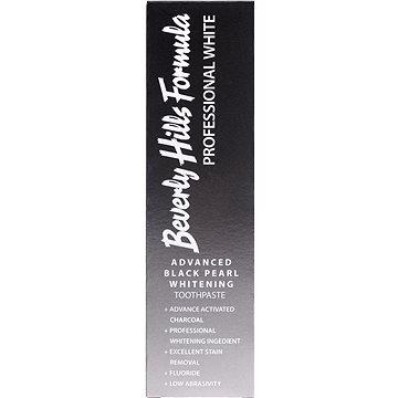 BEVERLY HILLS Formula Professional White Black Pearl Whitening 100 ml - Zubní pasta