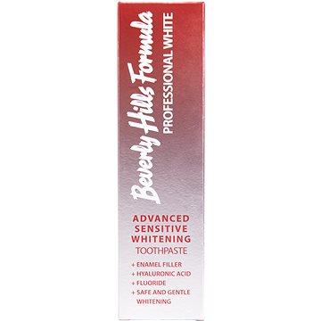BEVERLY HILLS Formula Professional White Sensitive Whitening 100 ml - Zubní pasta
