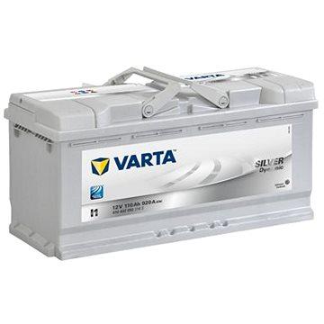 VARTA SILVER Dynamic 110Ah, 12V, I1 - Autobaterie