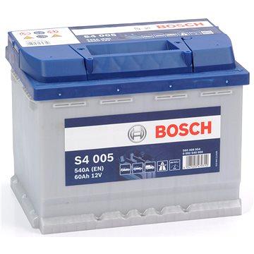 BOSCH S4 005, 60Ah, 12V (0 092 S40 050) - Autobaterie