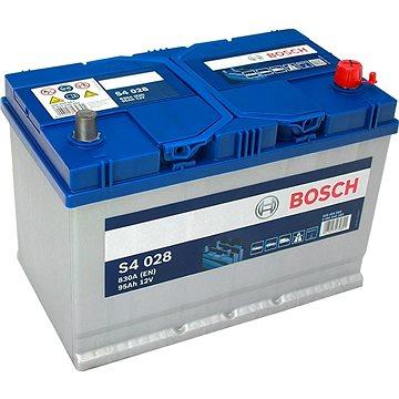 BOSCH S4 028, 95Ah, 12V (0 092 S40 280) - Autobaterie