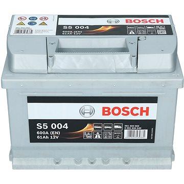 BOSCH S5 004, 61Ah, 12V (0 092 S50 040) - Autobaterie