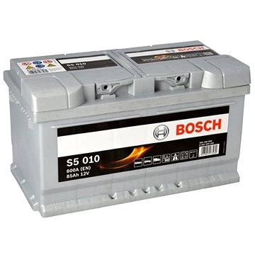 BOSCH S5 010, 85Ah, 12V (0 092 S50 100) - Autobaterie
